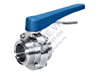 donjoy-multi-position-plastic-handle-butterfly-valve-with-316l-picture-1